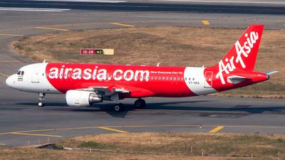 VT-HKG - Airbus A320-214 - AirAsia India