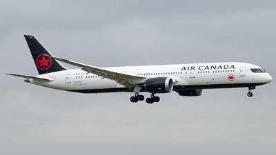 C-FRTW - Boeing 787-9 Dreamliner - Air Canada