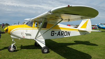G-ARON - Piper PA-22-108 Colt - Private