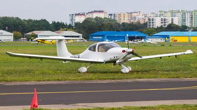 SP-KCM - Diamond DA-40 Diamond Star - Private
