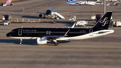 JA22MC - Airbus A320-214 - Starflyer