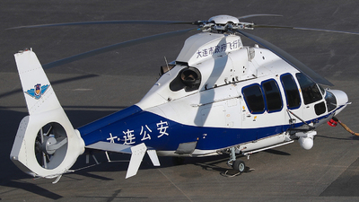 31003 - Eurocopter EC 155B - China - Police