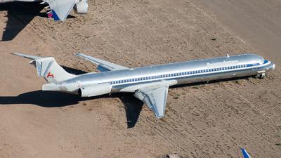 N967TW - McDonnell Douglas MD-83 - Untitled