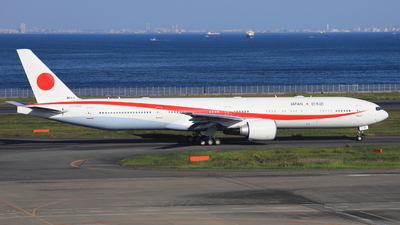 80-1111 - Boeing 777-3SBER - Japan - Air Self Defence Force (JASDF)