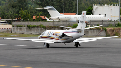 HS-EMT - Cessna 550B Citation Bravo - MJets