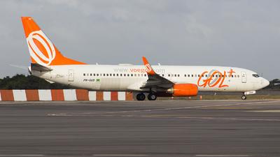 A picture of PRGUD - Boeing 7378EH - GOL Linhas Aereas - © Rafael Costa / PSW Aviation