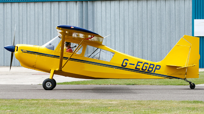 G-EGBP - Champion 7ECA Citabria - Freedom Aviation