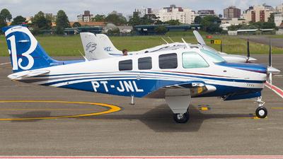 PT-JNL - Beechcraft A36 Bonanza - Private