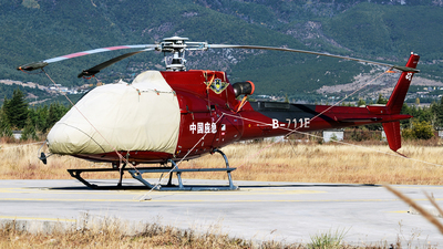 B-711E - Airbus Helicopters H125 - Juxiang Aviation