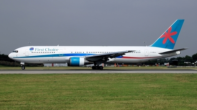 G-DBLA - Boeing 767-35E(ER) - First Choice Airways