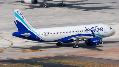 A picture of VTIJQ - Airbus A320271N - IndiGo - © Sandeep Pilania