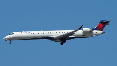 N134EV - Bombardier CRJ-900ER - Delta Connection (ExpressJet Airlines)
