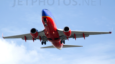 N420WN - Boeing 737-7H4 - Southwest Airlines