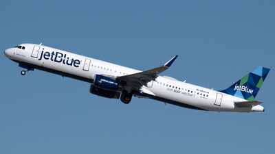 A picture of N942JB - Airbus A321231 - JetBlue Airways - © PAUL LINK
