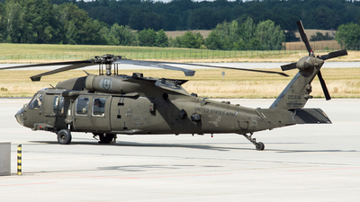 10-20318 - Sikorsky UH-60M Blackhawk - United States - US Army
