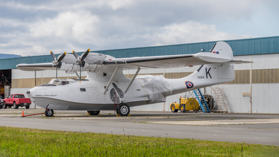 C-FUAW - Consolidated PBY-5A Catalina - Private