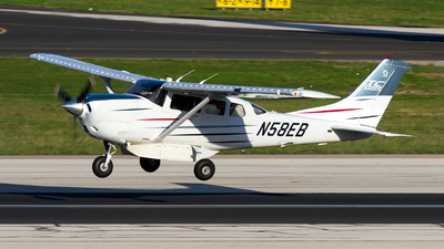 N58EB - Cessna T206H Stationair TC - Private