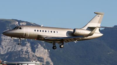 LX-MIC - Dassault Falcon 2000S - Private