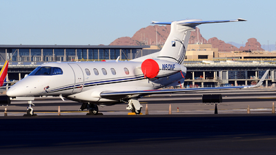 N60NF - Embraer 505 Phenom 300 - Private