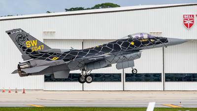 94-0047 - Lockheed Martin F-16CJ Fighting Falcon - United States - US Air Force (USAF)