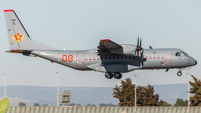 08 - Airbus C295M - Kazakhstan - Air Force