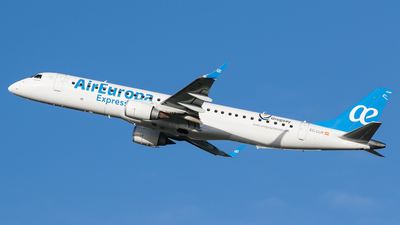EC-LLR - Embraer 190-200LR - Air Europa