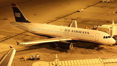 N676AW - Airbus A320-232 - US Airways