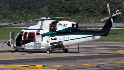 PR-LCF - Sikorsky S-76C - Líder Táxi Aéreo