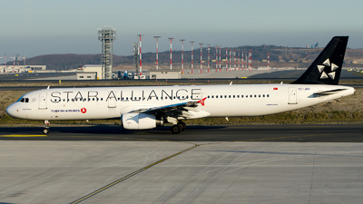 A picture of TCJRB - Airbus A321231 - Turkish Airlines - © Alp AKBOSTANCI
