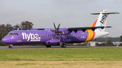 G-ISLL - ATR 72-212A(500) - Flybe (Blue Islands)