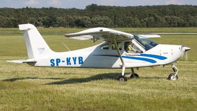 SP-KYB - Tecnam P92 Echo JS - Aero Club - Slaski