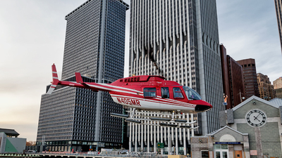 N405MR - Bell 206L-4 LongRanger - New York Helicopter