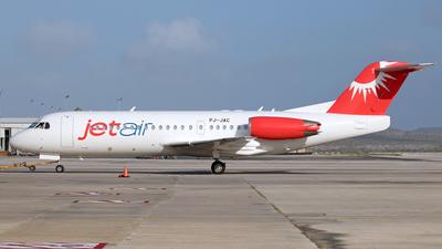 PJ-JAC - Fokker 70 - Jetair Caribbean