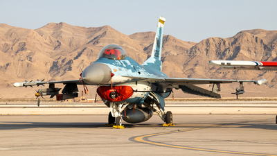 84-1236 - Lockheed Martin F-16C Fighting Falcon - United States - US Air Force (USAF)