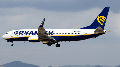 EI-EBS - Boeing 737-8AS - Ryanair