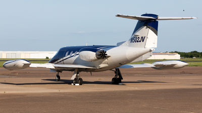 N502JV - Gates Learjet 25D - Private