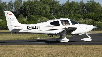 D-EJJT - Cirrus SR20-G3 GTS - RheinMain Flightcenter GmbH