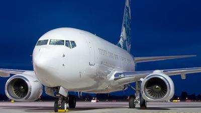 N737ER - Boeing 737-7CJ (BBJ) - Private