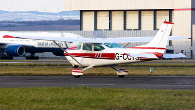 G-CCYS - Reims-Cessna F182Q Skylane II - Private