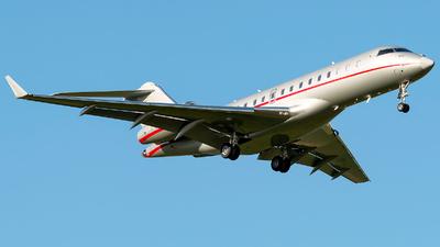 9H-VJZ - Bombardier BD-700-1A10 Global 6000 - VistaJet