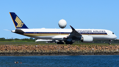 A picture of 9VSHD - Airbus A350941 - Singapore Airlines - © JKKW