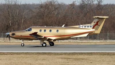 D-FWWW - Pilatus PC-12/47E - Private