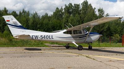 EW-540LL - Cessna T182T Skylane TC - Private