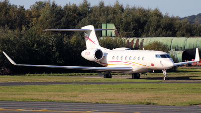 N312ZW - Gulfstream G650ER - Private