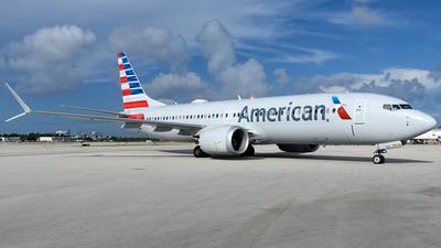 N324RA - Boeing 737-8 MAX - American Airlines