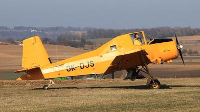 OK-DJS - Zlin Z-37A Cmelák - Private