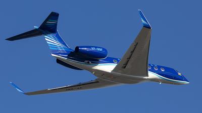 VP-BBF - Gulfstream G650 - Azerbaijan - Government