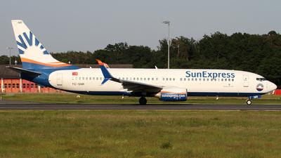 TC-SNR - Boeing 737-8HC - SunExpress