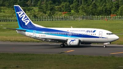 JA302K - Boeing 737-54K - ANA Wings