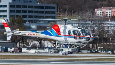 A picture of HBZKP - Eurocopter AS350 B3 Ecureuil - [4701] - © Günter Tiroler